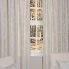 Shop Ready Made Winchester Pearl #eyeletcurtainsonline in Essex and ST Albans from Creative Curtains & Blinds. Its subtle sheen makes these curtains a luxury addition to any room style. Available with #100polyesterfabric and steel eyelet heading.