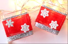Do you enjoy the snow?? Well check out our adorable Snowflake Candle Holders! Winter doesn't have to be boring! Spice it up!  https://www.facebook.com/pages/Piccanti-Creations