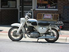 1966 Honda Dream