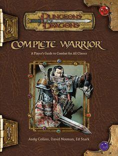 Complete Warrior | Image | RPGGeek