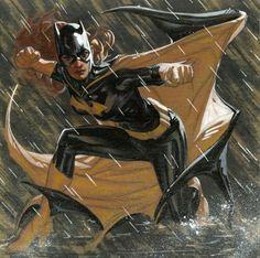 Batgirl by Ryan Sook