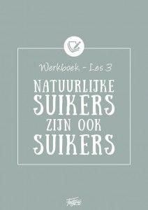Werkboek - Les 3 DEF