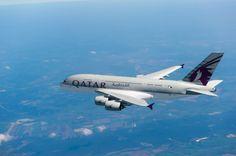 Qatar Airways destina un flamante A380 para su ruta entre Bangkok (Tailandia) y Doha (Qatar). #TTrade
