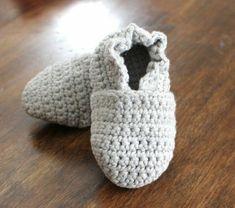 tolles-design-häkeln-babyschuhe--fantastische-ideen-für-häkeleien