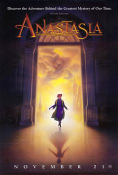 Anastasia 27x40 Movie Poster (1997)
