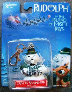 Sam The Snowman Clip On Rudolph Misfit Toy Original Package Playing Mantis 2001   pic.twitter.com/kZU8Zj9dEt http://www.ebay.com/itm/Sam-Snowman-Clip-Rudolph-Misfit-Toy-Original-Package-Playing-Mantis-2001-/161180527458?roken=cUgayN&soutkn=eHadyY via