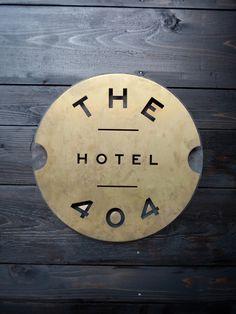 The 404 Hotel & Kitchen — Peck & Company