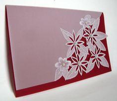 Purple Flourish Wedding Invitation - Damask Glam by Megan ...