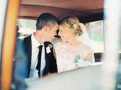 Qué foto de #boda más romántica! / Such a romantic #wedding pic!
