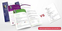 Cv europass vs Cv profesional Leadership, Le Cv, Bullet Journal, Professional Resume