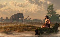 The First American Wildlife Artist by Daniel Eskridge.
