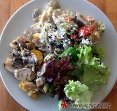 Greek Recipes, Side Dishes, Cabbage, Grains, Stuffed Mushrooms, Rice, Vegetables, Food Ideas, Stuff Mushrooms