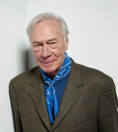 UMW stage makeup. Week 4. Contemporary Male Old Age. Looking for defined nasolabial folds. Christopher Plummer. Age 81. Plummer has the classic white, elderly male nasolabial folds. RS