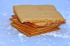 Simple Farmstead Cooking: Homemade Honey Graham Crackers