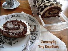 Greek Beauty, Christmas Cooking, Greek Recipes, Tiramisu, Oreo, Food And Drink, Ethnic Recipes, Sweet, Desserts