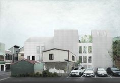Street House / Ospace Architects & Planners / Tainan, Taiwan