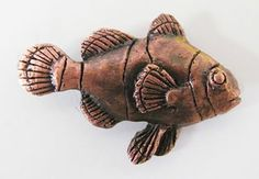 Copper ~ Clown Fish ~ Lapel Pin / Brooch ~ SC088 Creative Pewter Designs http://www.amazon.com/dp/B011X8HB5E/ref=cm_sw_r_pi_dp_Aj9exb0T7PH36