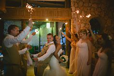 Jellyfish Restaurant, Punta Cana, Destination Wedding {decor by Gianna and Clara, photo by Katya Nova Photography} - Jolene + Eddie - June 6, 2014