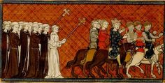 Louis IX and the seventh crusade.