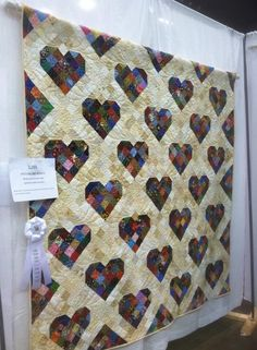 April 6 - Today's Featured Quilts - 24 Blocks