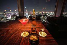 New York Bar at Park Hyatt Hotel Shinjuku, same as in Lost in Translation
