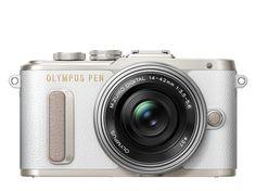 Olympus-verkkokauppa - E-PL8  - Kamerat - Olympus PEN