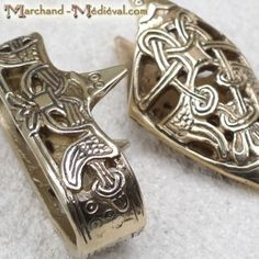 Scabbard fittings for Viking sword