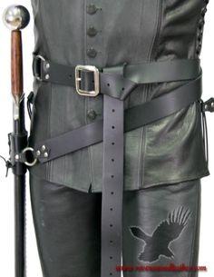 Double Wrap Belt #ravenswoodleather