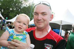 Families love Irish Fest. Irish Fest is July 11, 12 and 13, 2014.
