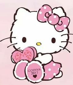 Hello Kitty x GODIVA
