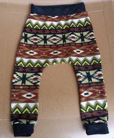 Aztec BabyBoy/Babygirl Leggings Unisex Leggings by LittleIvieRose