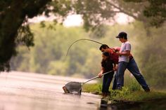 How to Go Fishing With Kids