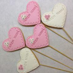 Nişan, söz kurabiyeleri.. Love cookie.. She bee pasta&kurabiye She bee cake&cookie