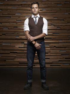Contestant Nathaniel Hall  Framework: Season 1