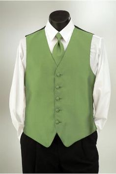 Cypress Imperial vest and matching windsor tie by Tuxedo Junction