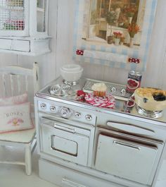 Cynthia's Cottage Design: ~ Oven Lovin ~