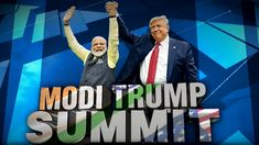 Donald Trump's speech at the Motera Stadium in Ahmedabad addressing Prime Minister Modi and welco. Donald Trump Speech, Year Of Mercy, Trump Card, Pope Francis, Namaste, Catholic, Real Life, Presidents, How To Become