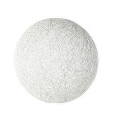 suspension boule en rotin blanche d 60 cm nubia for the home pinterest verlichting. Black Bedroom Furniture Sets. Home Design Ideas