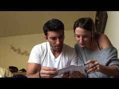 Justin and Emily: The Surprise - YouTube