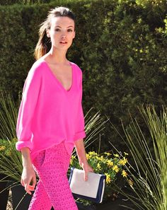 J.Crew 4/12  color AND texture