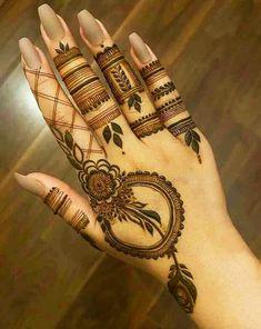 Modern Henna Designs, Basic Mehndi Designs, Rose Mehndi Designs, Latest Arabic Mehndi Designs, Latest Bridal Mehndi Designs, Back Hand Mehndi Designs, Mehndi Designs 2018, Stylish Mehndi Designs, Mehndi Designs For Girls