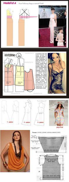 Interesting models...♥ Deniz ♥