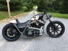Raw Iron Choppers - Bad Mutha FXR Choppers, Custom Motorcycles, Custom Bikes, Chopper, Motorcycles