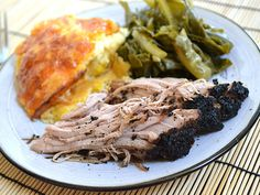 This is amaaaazing. Alex is obsessed.   coffee rubbed pork roast - Budget Bytes.