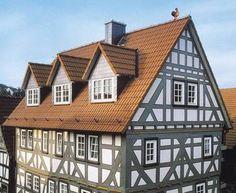 Satteldachgaube: Tradition auf dem Dach - bauen.de
