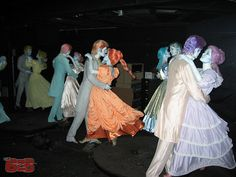 History of the Haunted Mansion