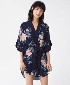 Oysho - Bata kimono