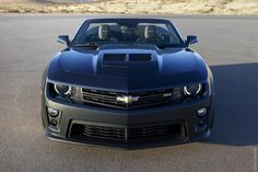 Can you say absolutely friggen gorgeous  I bet you can  :)  2013 Chevrolet Camaro ZL1 Convertible