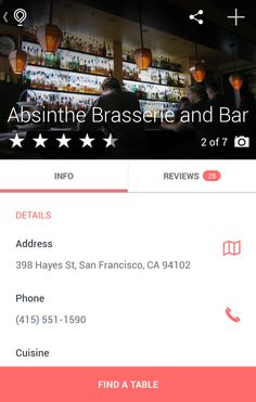 Gogobot android travel Mobile Ui Design, App Ui Design, User Interface Design, Material Design Examples, Android Ui, Ui Design Inspiration, Ten, Mobile App, A Table