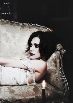 Keira Knightley by Ellen von Unwerth